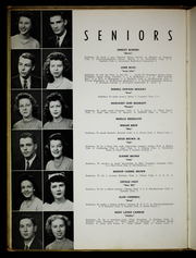 Page 16, 1944 Edition, West End High School - Zephyr Yearbook (Nashville, TN) online yearbook collection