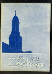 West End High School - Zephyr Yearbook (Nashville, TN) online yearbook collection, 1946 Edition, Page 1