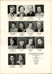 Page 11, 1946 Edition, West End High School - Zephyr Yearbook (Nashville, TN) online yearbook collection