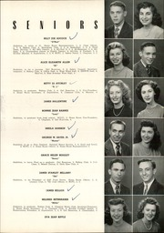 Page 15, 1946 Edition, West End High School - Zephyr Yearbook (Nashville, TN) online yearbook collection