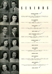 Page 16, 1946 Edition, West End High School - Zephyr Yearbook (Nashville, TN) online yearbook collection