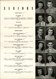 Page 17, 1946 Edition, West End High School - Zephyr Yearbook (Nashville, TN) online yearbook collection