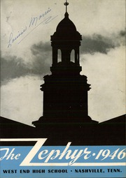 Page 5, 1946 Edition, West End High School - Zephyr Yearbook (Nashville, TN) online yearbook collection