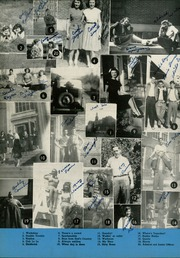 Page 8, 1946 Edition, West End High School - Zephyr Yearbook (Nashville, TN) online yearbook collection