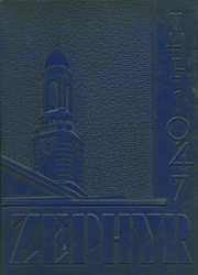 1947 Edition, West End High School - Zephyr Yearbook (Nashville, TN)