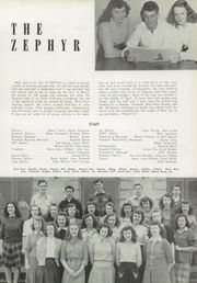 Page 73, 1947 Edition, West End High School - Zephyr Yearbook (Nashville, TN) online yearbook collection