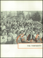 Page 10, 1950 Edition, West End High School - Zephyr Yearbook (Nashville, TN) online yearbook collection