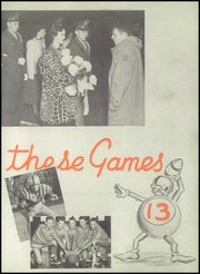 Page 15, 1950 Edition, West End High School - Zephyr Yearbook (Nashville, TN) online yearbook collection