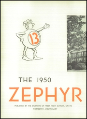 Page 8, 1950 Edition, West End High School - Zephyr Yearbook (Nashville, TN) online yearbook collection