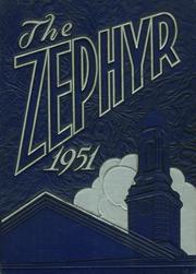 West End High School - Zephyr Yearbook (Nashville, TN) online yearbook collection, 1951 Edition, Page 1
