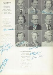 Page 13, 1954 Edition, West End High School - Zephyr Yearbook (Nashville, TN) online yearbook collection