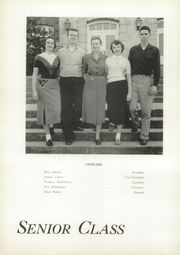 Page 16, 1954 Edition, West End High School - Zephyr Yearbook (Nashville, TN) online yearbook collection