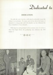 Page 8, 1954 Edition, West End High School - Zephyr Yearbook (Nashville, TN) online yearbook collection