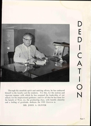 Page 11, 1955 Edition, West End High School - Zephyr Yearbook (Nashville, TN) online yearbook collection