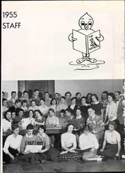Page 13, 1955 Edition, West End High School - Zephyr Yearbook (Nashville, TN) online yearbook collection