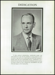 Page 9, 1958 Edition, West End High School - Zephyr Yearbook (Nashville, TN) online yearbook collection