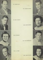 Page 11, 1953 Edition, Greenfield High School - Yellowjacket Yearbook (Greenfield, TN) online yearbook collection
