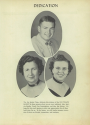 Page 7, 1953 Edition, Greenfield High School - Yellowjacket Yearbook (Greenfield, TN) online yearbook collection