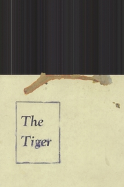 1941 Edition, Gordonsville High School - Tiger Yearbook (Gordonsville, TN)