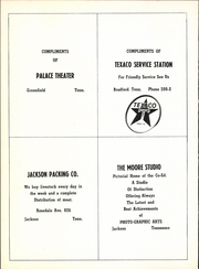 Page 124, 1951 Edition, Bradford High School - Beacon Yearbook (Bradford, TN) online yearbook collection