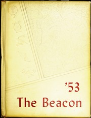 Page 1, 1953 Edition, Bradford High School - Beacon Yearbook (Bradford, TN) online yearbook collection