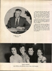 Page 10, 1953 Edition, Bradford High School - Beacon Yearbook (Bradford, TN) online yearbook collection
