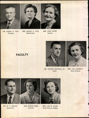 Page 12, 1953 Edition, Bradford High School - Beacon Yearbook (Bradford, TN) online yearbook collection
