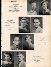 Page 17, 1953 Edition, Bradford High School - Beacon Yearbook (Bradford, TN) online yearbook collection