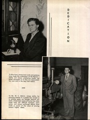 Page 8, 1953 Edition, Bradford High School - Beacon Yearbook (Bradford, TN) online yearbook collection