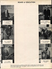 Page 9, 1953 Edition, Bradford High School - Beacon Yearbook (Bradford, TN) online yearbook collection