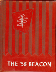 1958 Edition, Bradford High School - Beacon Yearbook (Bradford, TN)
