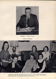Page 13, 1958 Edition, Bradford High School - Beacon Yearbook (Bradford, TN) online yearbook collection