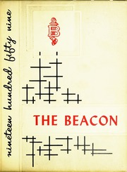 1959 Edition, Bradford High School - Beacon Yearbook (Bradford, TN)