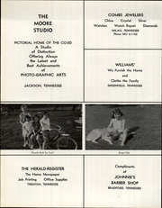 Page 72, 1963 Edition, Bradford High School - Beacon Yearbook (Bradford, TN) online yearbook collection