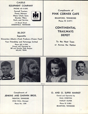 Page 73, 1963 Edition, Bradford High School - Beacon Yearbook (Bradford, TN) online yearbook collection