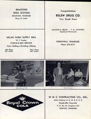 Page 75, 1963 Edition, Bradford High School - Beacon Yearbook (Bradford, TN) online yearbook collection