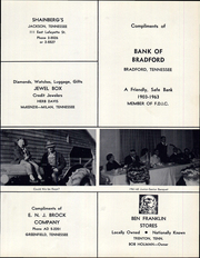 Page 77, 1963 Edition, Bradford High School - Beacon Yearbook (Bradford, TN) online yearbook collection