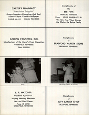 Page 78, 1963 Edition, Bradford High School - Beacon Yearbook (Bradford, TN) online yearbook collection