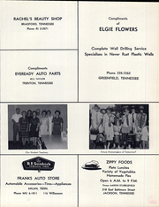Page 81, 1963 Edition, Bradford High School - Beacon Yearbook (Bradford, TN) online yearbook collection