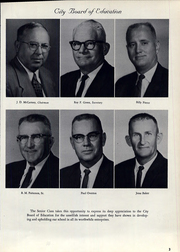 Page 7, 1964 Edition, Bradford High School - Beacon Yearbook (Bradford, TN) online yearbook collection