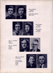 Page 14, 1955 Edition, Community High School - Communiteer Yearbook (Unionville, TN) online yearbook collection