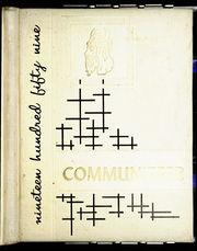 Community High School - Communiteer Yearbook (Unionville, TN) online yearbook collection, 1959 Edition, Page 1