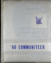 Community High School - Communiteer Yearbook (Unionville, TN) online yearbook collection, 1960 Edition, Page 1