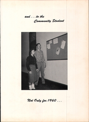 Page 7, 1960 Edition, Community High School - Communiteer Yearbook (Unionville, TN) online yearbook collection