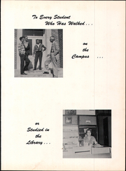 Page 9, 1960 Edition, Community High School - Communiteer Yearbook (Unionville, TN) online yearbook collection