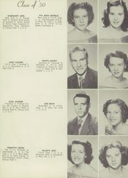Page 13, 1950 Edition, Rhea Central High School - Yellowjacket Yearbook (Dayton, TN) online yearbook collection