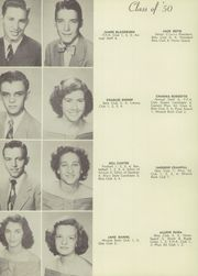 Page 14, 1950 Edition, Rhea Central High School - Yellowjacket Yearbook (Dayton, TN) online yearbook collection