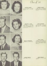 Page 16, 1950 Edition, Rhea Central High School - Yellowjacket Yearbook (Dayton, TN) online yearbook collection