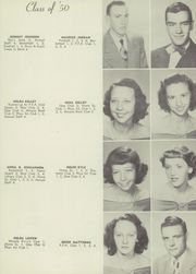 Page 17, 1950 Edition, Rhea Central High School - Yellowjacket Yearbook (Dayton, TN) online yearbook collection