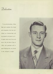 Page 7, 1950 Edition, Rhea Central High School - Yellowjacket Yearbook (Dayton, TN) online yearbook collection